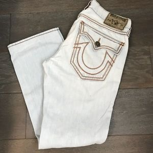 TRUE RELIGION MEN JEAN. Size:33x32